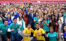 Head of State takes part in Kazakh-Russian youth partnership forum
